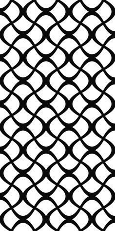 Vector grid patterns - black and white pattern background collection (EPS + JPG) Stencil Patterns, Stencil Designs, Cool Patterns, White Patterns, Textures Patterns, Graphic Patterns, Vector Pattern, Pattern Art, Pattern Design