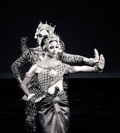 Khmer Apsara