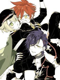 Mutsunokami Yoshiyuki, 3 Brothers, Anime Eyes, Ensemble Stars, Touken Ranbu, Doujinshi, Manhwa, Fangirl, Illustration