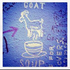 Restaurant Graffiti, San Antonio