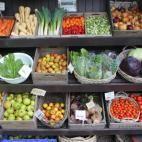 Organic Produce, The Farm Shop - Ballymaloe Cookery School Ballymaloe Cookery School, Farm Shop, Certificate, Organic