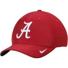 Alabama Crimson Tide Nike Sideline Vapor Coaches Performance Flex Hat - Crimson - $33.99