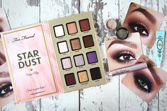 ON THE BLOG at getglam.co.uk | #bbloggers #makeup #cosmetics #beauty #beautybloggers #toofaced #stardust #vegasnay #eyeshadow