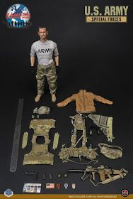 onesixthscalepictures: Soldier Story US Army Special Forces (FAMCOM Exclusive)