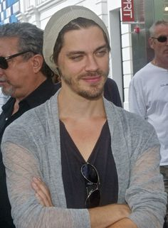 """Paul Monroe"" is ""Tom Payne""!!! The cast just started following him on Twitter (he did the same in vice versa) and hes our guy!!!"