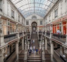 passage pommeraye visite touristique nantes Saint Nazaire, Plein Air, Travel Guide, Louvre, Street View, France, Architecture, Building, Nantes