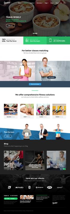 Best Sports Website Responsive WordPress Theme