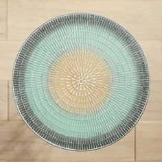 Alesia Mosaic Accent Table