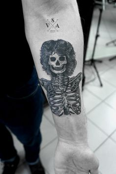 """Jim morrison-geniale- andrey svetov -Tattoo """"Master & Tattoo"""" <3 <3 <3"""