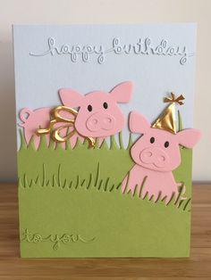 handmade by margaretha: happy birthday to you