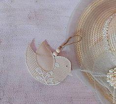 Dekorácie - Vintage vtáčik - 5974915_