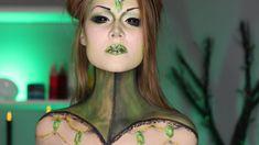 Emerald Queen | Oz Inspired Makeup Tutorial