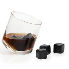 2014 Holiday Gift Guide for the Guys | Whiskey Stones via Z Gallerie http://effortlesstyle.com/2014-holiday-gift-guide-guys/