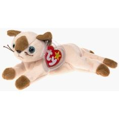 Ty Beanie Babies - Snip the Siamese Cat $0.01