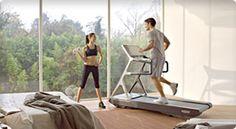 Attrezzi da palestra Technogym, The Wellness Company