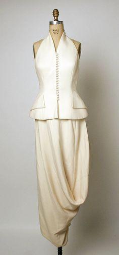 Ensemble, Evening - House of Dior 1947