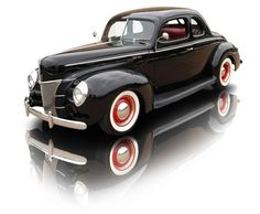 1940 Ford Coupe   RK Motors Charlotte   Collector and Classic Cars