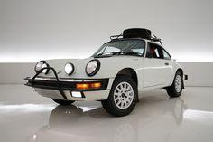 #Porsche 911 #Safari #luftgekühlt