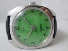 100% AUTHENTIC VINTAGE HMT 17 JEWELS WINDING WRIST WATCH FOR MENS INDIA MADE 007