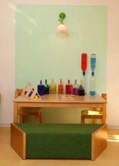 eingangshalle mit blumenwiese kiga raumgestaltung pinterest eingangshalle blumenwiese und. Black Bedroom Furniture Sets. Home Design Ideas