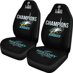419fb879a5d Super Bowl LII Champions - #eagles Premium Car Seat Cover Best Car Seat  Covers,