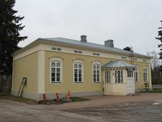 Vilho Lampi museum. Liminka, Northern Ostrobothnia - Pohjois-Pohjanmaa - Norra Österbotten