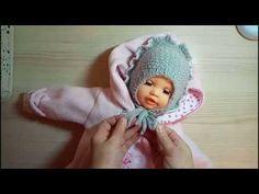 2 часть бесшовная шапочка СНЕЖАНА ( анатомический чепчик) спицами - YouTube