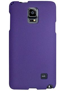 "myLife Classic Violet Purple {Professional, Excellent, Executive} 2 Piece Snap-On Rubberized Protective Faceplate Case for the Samsung Galaxy Note 4 ""All Ports Accessible"" myLife Brand Products http://www.amazon.com/dp/B00U7XS2L4/ref=cm_sw_r_pi_dp_6xzhvb0M9G5MV"