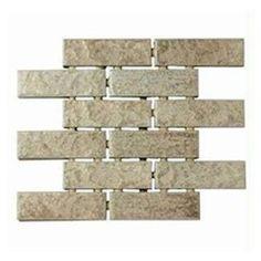 Revestimento 5x15 Stone Green Assim Cx 1,40 M²  Ref: 87211  - Portobello