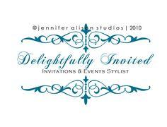 Wedding Monograms, Business Logos, Custom Invitations – Jennifer Alison Designs | monograms, stationery, & graphic design | Page 10