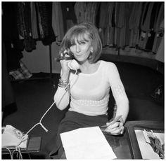 Sonia Rykiel, Paris, 1965 www.fashion.net