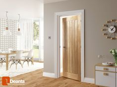 This Ely Pre-Finished Oak Fire Door is not only stylish and elegant in looks but also offers excellent safety benefits; it has continued to prove extremely popular with our customers. This door proves it is possible to combine style and safety offering a minimum of 30 minutes protection to you and your family. While this Internal Oak Fire Door is of a modern style in can be suited to any interior style, however these doors are ideal for your kitchen and bedrooms. Your home and possessions…