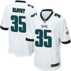$24.99 Youth Nike Philadelphia Eagles #35 LeGarrette Blount Game White NFL Jersey
