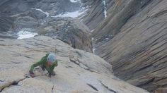 www.boulderingonline.pl Rock climbing and bouldering pictures and news In three hours, Harr