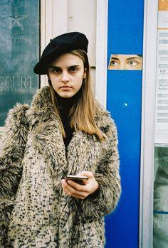 Yu Fujiwara's candid shots from the streets of Paris Fashion Week