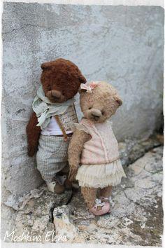 Teddy Bears love))) By Moshkina Elena - Bear Pile
