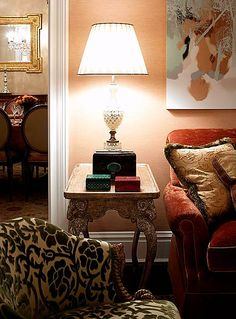 Colorful, Sophisticated New York Apartment - Traditional Home®