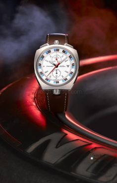 The new Omega Seamaster Bullhead, limited to 669 pieces.