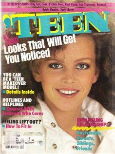 'Teen Magazine September 1984 Billy Idol Sean Chris Penn Ralph Macchio Kevin   eBay