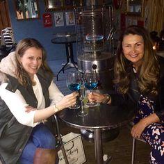 Azul Mediterraneo  Blue Chardonnay Wine from Spain now @cafe_mariana  #Azul #blue #bluewine #vino #spain #spain #natural #chardonnayallday #chardonnay #chardonnayday #azulmediterraneo #wine #winetasting #winetime #winelover