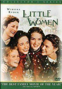 Amazon.com: Little Women (Collector's Series): Susan Sarandon, Winona Ryder, Kirsten Dunst, Claire Danes, Gabriel Byrne, Trini Alvarado, Sam...