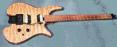 LSR Guitars - LSR Models - Ed Roman Guitars