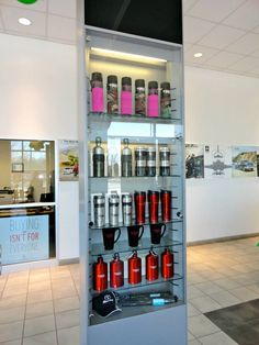 Toyota and Scion accessories galore! Steet Toyota Scion of Johnstown Gloversville, 310 N. Comrie Ave. Johnstown, NY