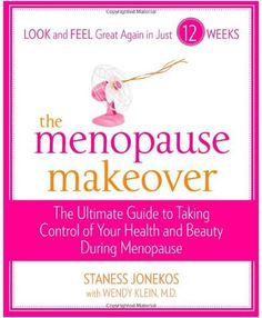 The Menopause Makeover: The Ultimate Guide to Taking Control of Your Health and Beauty During Menopause. You can also check out Best Herbs for Menopause Symptoms on this page: http://www.amazingherbsandoils.com/best-herbs-for-menopause-symptoms/