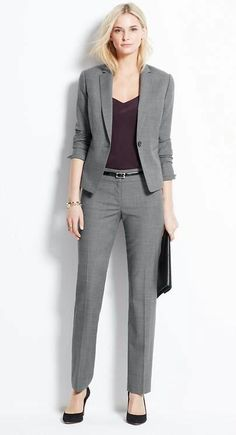 women's work clothes for less - corporate attire women Casual Work Outfits, Business Casual Outfits, Professional Outfits, Business Attire, Office Outfits, Work Attire, Work Casual, Classy Outfits, Outfit Work