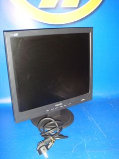 Monitor de Pc buen estado PHILIPS 17 pulgadas modelo 170S