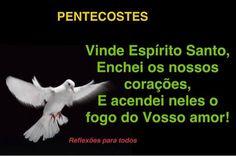Pentecostes - #EspiritoSanto