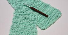 Beginners Crochet Scarf