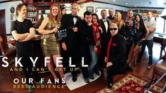 """THANK YOU to Craig Bobby Young with Brits in LA for putting together a great opportunity for this veritable cornucopia of talent to shine in our parody of """"Skyfell (And I Can't Get Up)"""" for The Toscars this year!    ALSO!  Thank you to London Flair PR for helping spread the word around the globe about #TheToscars & Thank You to Eventbrite for helping handle the nearly SOLD OUT tickets for The Toscars here: http://toscars6.eventbrite.com/!"""