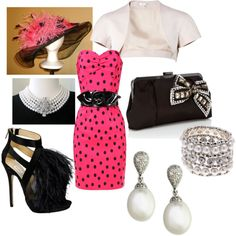 Dream Derby Outfit, created by judy-lawson on Polyvore